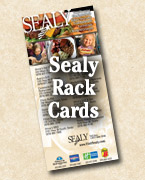 Sealy Rack Cards